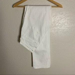 J Brand Mama maternity bootcut jeans size …